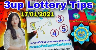 Thai Lottery 3up Pointers 17/01/2021 | Thailand Lottery Pointers | Thai Zakir Ahmed Pointers | Thai Lotto Pointers