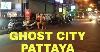 GHOST CITY PATTAYA  9.January 2021 (walking boulevard, coastline street, 2nd street, soi baukhao, photos)