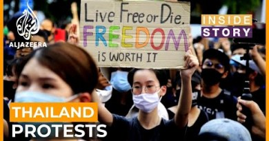 Are essentially the latest protests in Thailand a sport changer?   Within Yarn