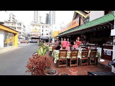 Pattaya, Soi Buakhao, Soi Diana, Tipp Plaza and Beach Aspect freeway ! Vlog 318