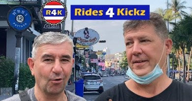 Pattaya Avenue Tour – Avenue Names no longer chanced on on Maps
