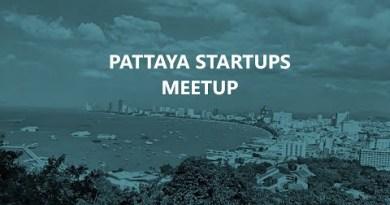 Pattaya Startups Meetup 2019/11
