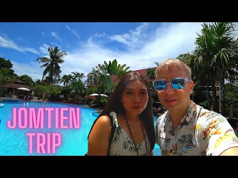 Jomtien Pattaya Seaside Outing with my Honest Thai Lady