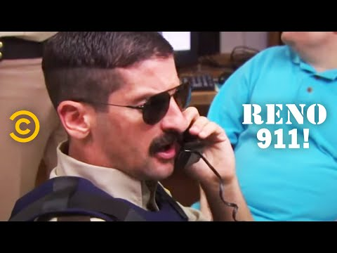 A Abolish in Thailand (feat. Patton Oswalt) – RENO 911!