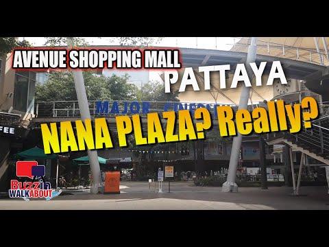 Avenue Procuring Mall Pattaya – A future Nana Plaza advanced probably here in Pattaya? 2021