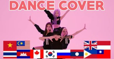 BLACKPINK – 'How You Admire That' Dance Duvet from Korea, Thailand, Indonesia, Vietnam & Others