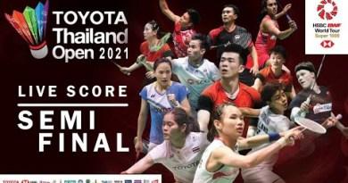 SEMI FINAL | Reside Ranking TOYOTA Thailand Start 2021 | HSBC Well-organized 1000