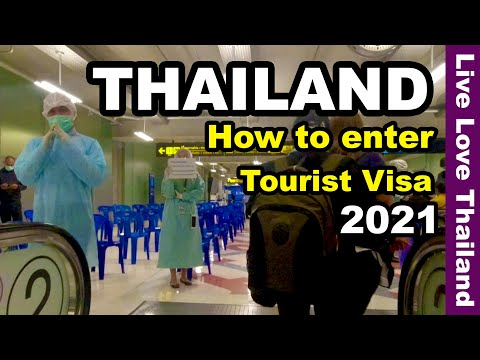 Thailand open for Tourists | The brand new arrival visa rules | Latest updates #livelovethailand