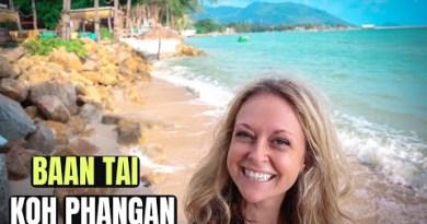 What's going on in Koh Phangan Thailand? BAAN TAI BEACH   EP69