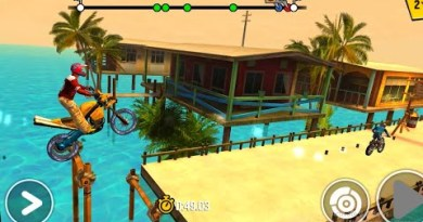 Trial Xtreme 4 – Stunt in Thailand – #196 Android GamePlay On PC