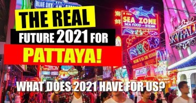 Pattaya – What is the style forward for this ultimate city, what does 2021 hang in retailer? What produce you suspect?