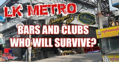 LK Metro Pattaya Phase 1 – Which bars and golf equipment will continue to exist and reopen right here in Pattaya.