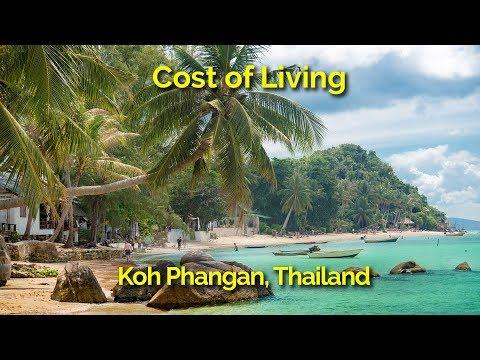 Value of Residing on Koh Phangan, Thailand
