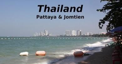 Thailand – Pattaya & Jomtien