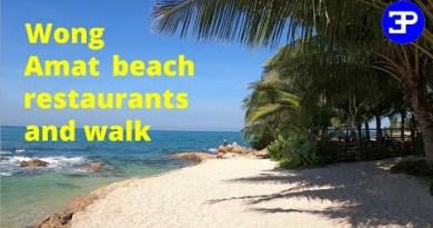 Pattaya Wong Amat seaside restaurant disappear