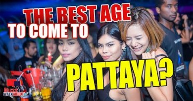 Pattaya Metropolis – What's the finest age to scamper to Pattaya. It is all about timing and expectations! (2021)