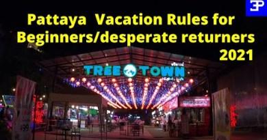 Pattaya Beginners/Determined Returners, Vacation Rules