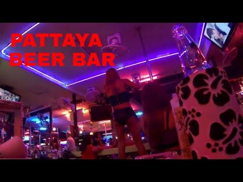 PATTAYA NIGHTLIFE – BEER BAR COMPLEX SOI MADE IN THAILAND: GIRLS AND LADYBOYS