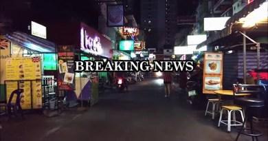 BREAKING NEWS Pattaya, Thailand