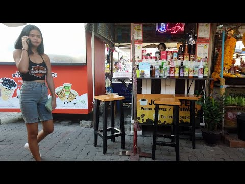 Xzyte Sq. Meals Middle in Soi Excite, Pattaya