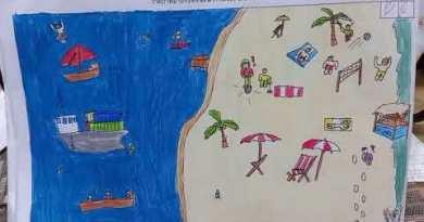 Pattaya Sea hotfoot Yarn