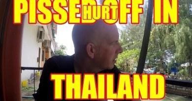 PISSED OFF/HURT IN THAILAND V249