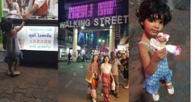 Turkish Icecream Trick | Pattaya Walking Avenue | Thailand