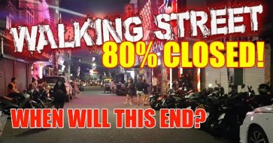 Strolling Avenue Pattaya – Infrequently a bar or membership originate correct now, who would possibly maybe also acquire imagined this! (2021)