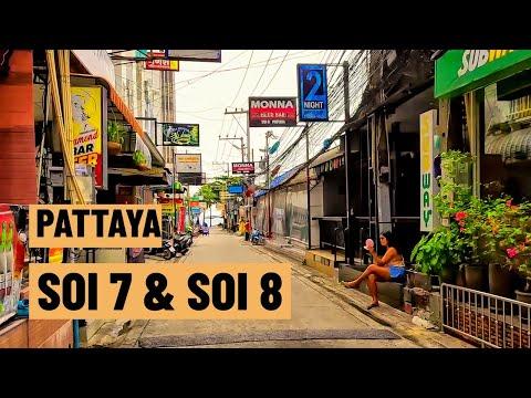 Pattaya Update Soi 7 & Soi 8 & Pattaya Seaside Boulevard (This is what it appears to be like like) Sep 24 2020
