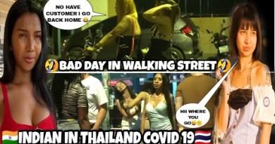Unsuitable Day 😔 walking road 2021 _ Nightlife thailand _ Soi 6 bar ladies _ Bangkok nightlife _ Pattaya