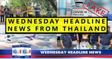 Most modern Thailand News, from Unbelievable 103 in Pattaya (3 March 2021)
