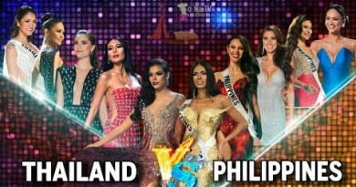 THAILAND v/s. PHILIPPINES | MISS UNIVERSE (2010 – 2019) | BEAUTY DECADE