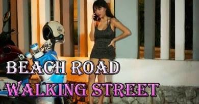 Thailand Pattaya Scenes 4th of April 2021 – Seaside Road, Strolling Avenue Peek Round!