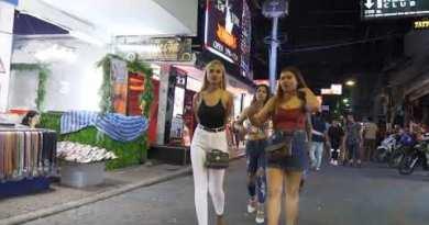 Ladies of walking pattaya