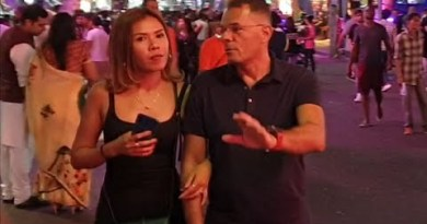 PATTAYA WALKING STREET SCENES THAILAND