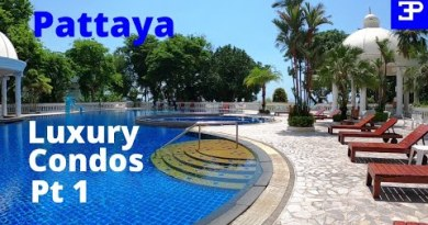 Payment of residing in Pattaya Thailand 2021 for Luxurious Condos Pt 1