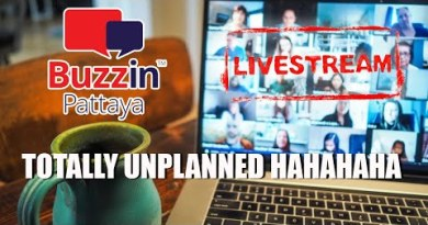 Live Stream test that became so surprising here in Pattaya City!