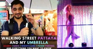Pattaya: Strolling Road, Things to know sooner than you tear!