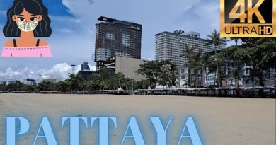 Pattaya Coastline 20/4/21 Covid is Encourage!!!