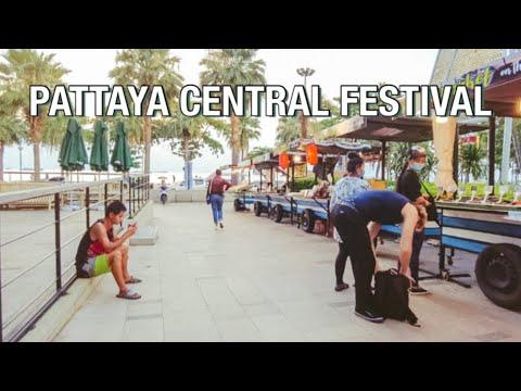 PATTAYA : The procuring mall used to be empty as soon as more. #pattaya #pattayatoday #pattaya2021