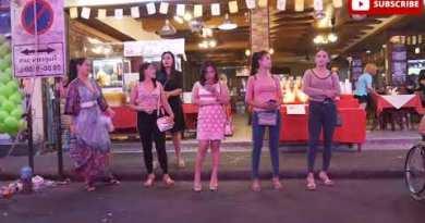 Pattaya Beach Nightlife || Walking Boulevard Thailand, pattaya red light district || soi Cowboy 🤠 @life