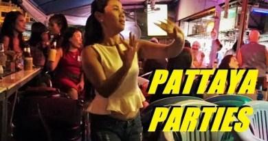 Soi Contemporary Plaza nightlife Pattaya – beer bars and parties