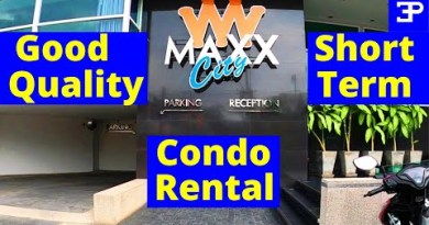 Pattaya, cost of living, pretty quality short timeframe (1 month) dwelling condo.