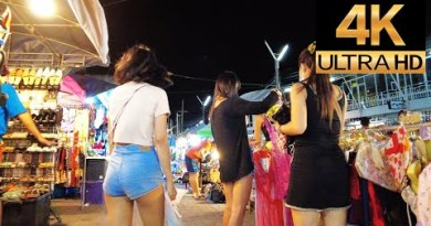 Pattaya 4K Stroll Relaxed LockDown Situation. May per chance well just twenty eighth. Second Weekend After Relaxed begin.