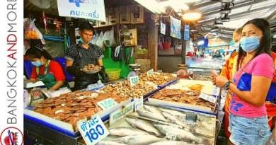 Nice Thai Seafood Market | PATTAYA Thailand