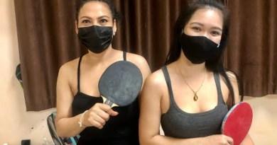 Thai Girls Play Ping Pong | FUN LIVESTREAM FROM PATTAYA THAILAND