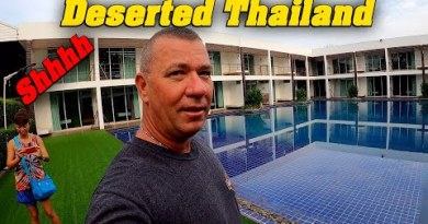 Deserted Thailand! Touring with No Possibilities….. Mission Accomplished.