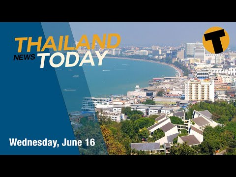 Thailand Files At this time time   PM apologises, vaccine delays, Pattaya sandbox? and sharks   June 16