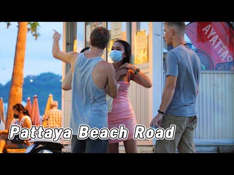 Pattaya Seaside Has Reopened, Saturday June fifth 2021 Thailand