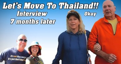This Couple Factual Strikes To Thailand,  7 months later became it price it? They part their hasten.